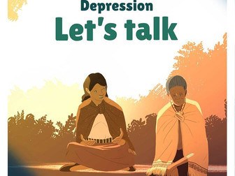 "World Health Day 2017: ""Depression: Let's Talk"""