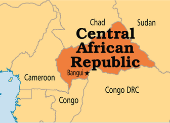 Central African Republic: a forgotten country