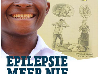Fracarita Belgium launches South Action Campaign for youngsters with epilepsy in Africa