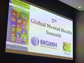 Fifth Global Mental Health Summit in Johannesburg, South Africa