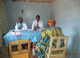 Mobile hospitals for Neuro-Psychiatric Centre Kamenge (Burundi)