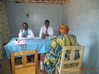 Mobile hospitals for Neuro-Psychiatric Centre Kamenge (Burundi)