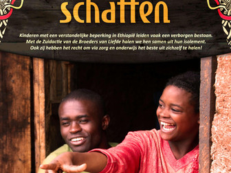 Fracarita Belgium launches South Action Campaign for children with an intellectual disability in Eth