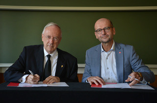 Memorandum of Understanding between Fracarita International and University Colleges Leuven-Limburg (