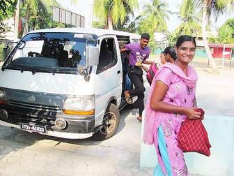 Newsletter of St. Joseph Special Education Center, Sri Lanka