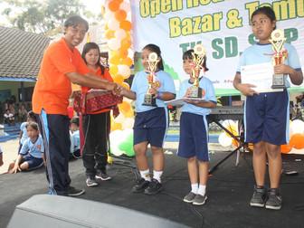 Golden Jubilee of Karitas Junior High School Yogyakarta (Indonesia)