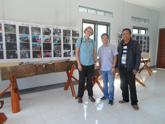 Showroom of Indonesian mental health centre is finalized