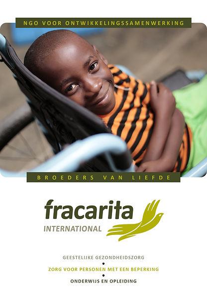Cover NL folder fracarita international