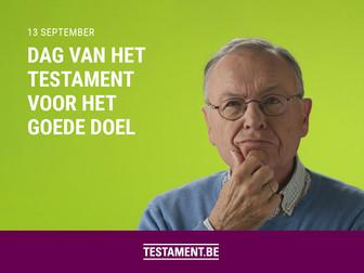 Dag van het Testament voor het Goede Doel