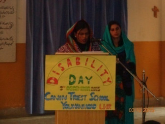 Fracarita Pakistan celebrates International Day of Persons with Disabilities