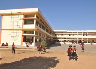 Positive state of affairs for the St. Peter's School in Simalia, India