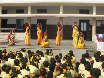 Universal Children's Day celebrated by Saint Peter's School, India