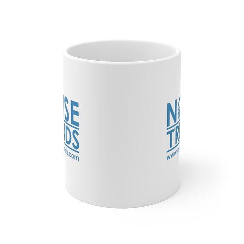 NOISEtrends Ceramic Mug 11oz