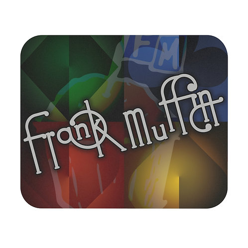 Frank Muffin Mouse Pad