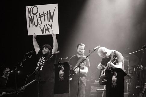 Patrick Brown's No Muffin Way sign