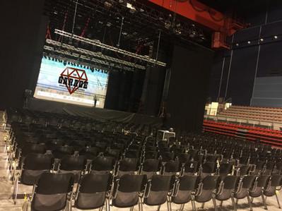 Platea e stage
