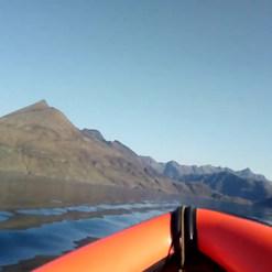 Elgol speed boat, Cullin ridge approach