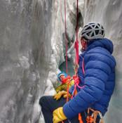 inside crevasse rescue
