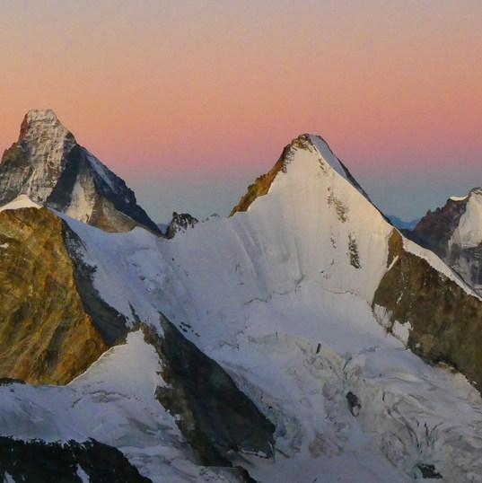 Dawn Matterhorn