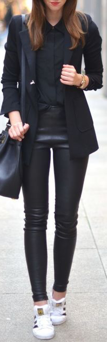 outfit monocromatico