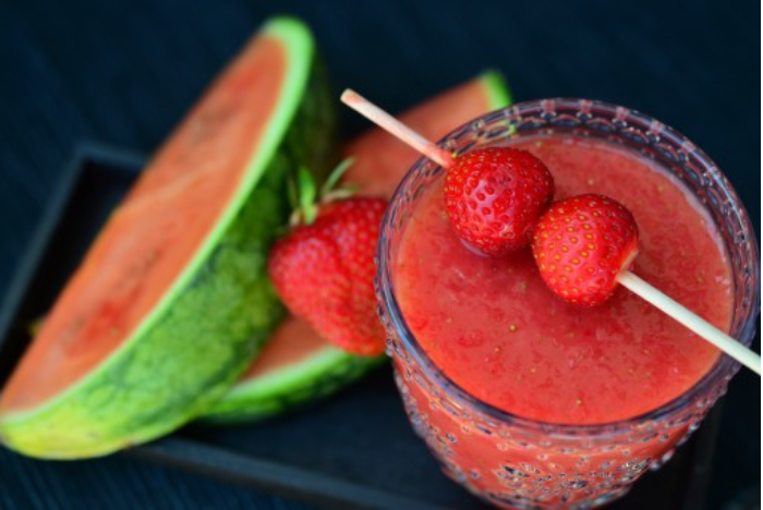 Frutos Rojos, Fresas.