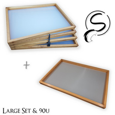 Skunk Sifters Large 5-Screen Bundle