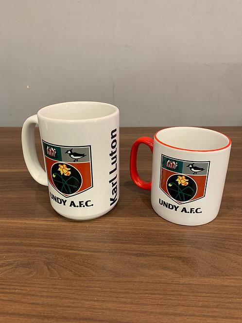Undy AFC Mugs