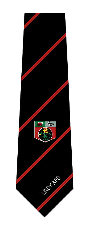 Undy AFC Club Tie