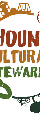 """Young Cultural Stewards"" Logo"