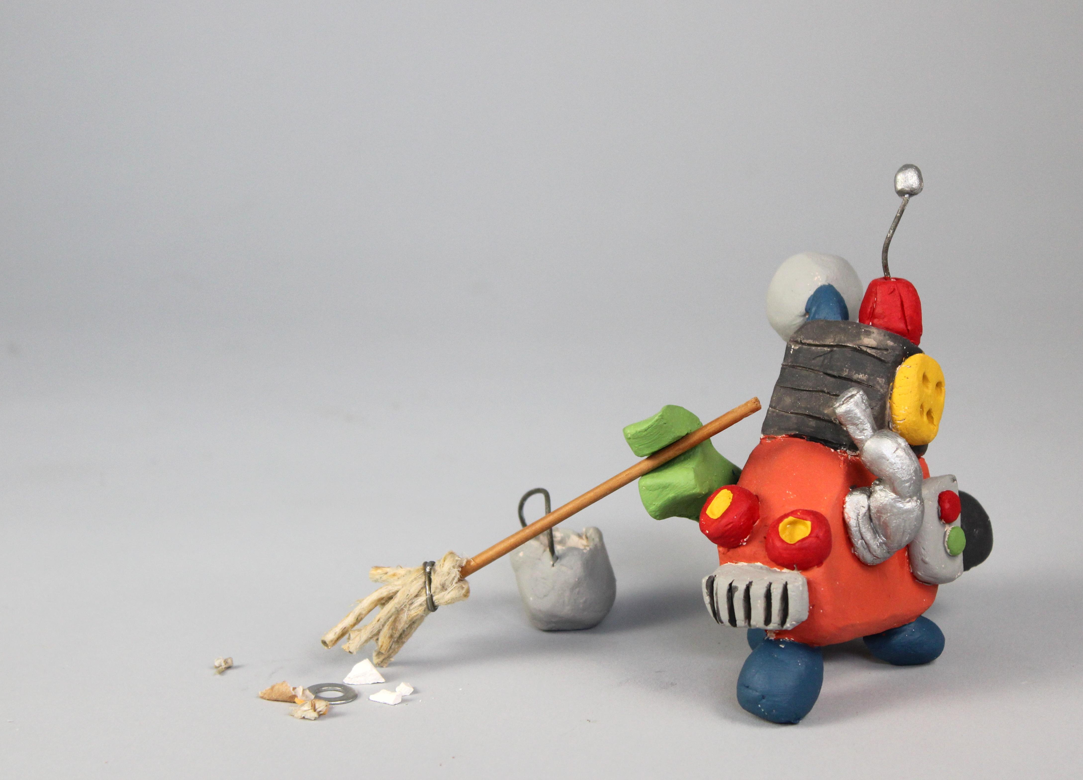 Janitor Minion (personal object) ;)