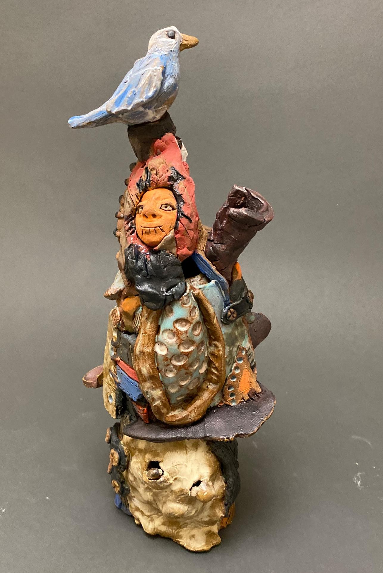 Nomad Figurine