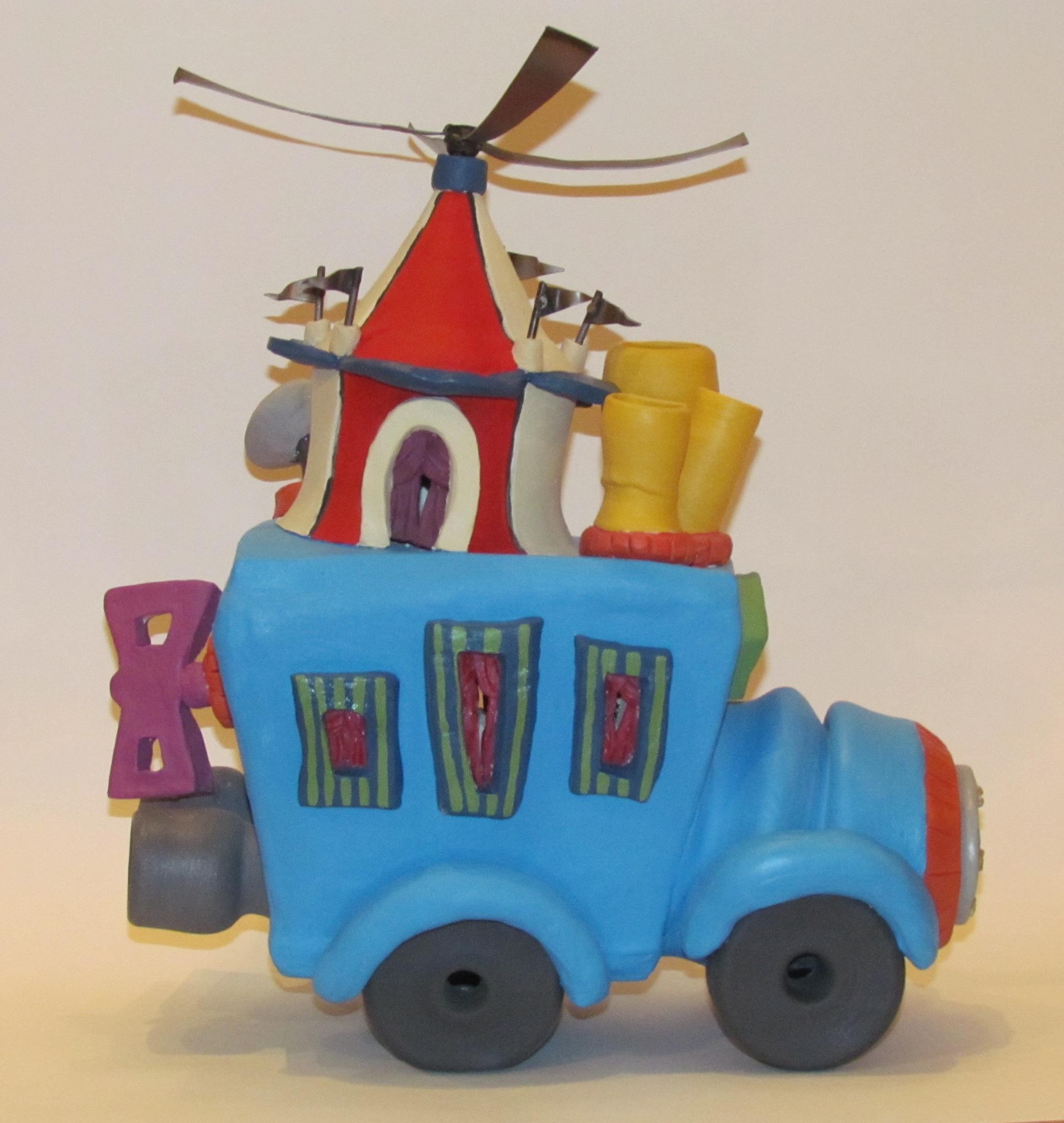 Circus Car (sold)