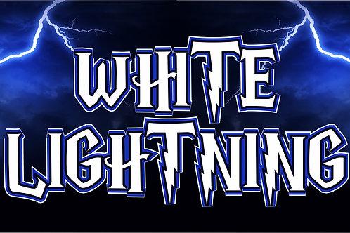 Printed Auto Tag - Lightning