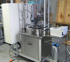 Semi-Automatic Rotary Indexing Worstation for Clean Room