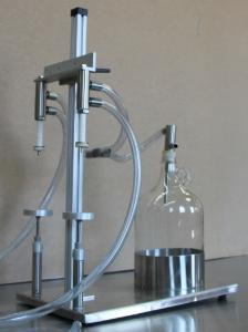 Benchtop Vacuum Filler