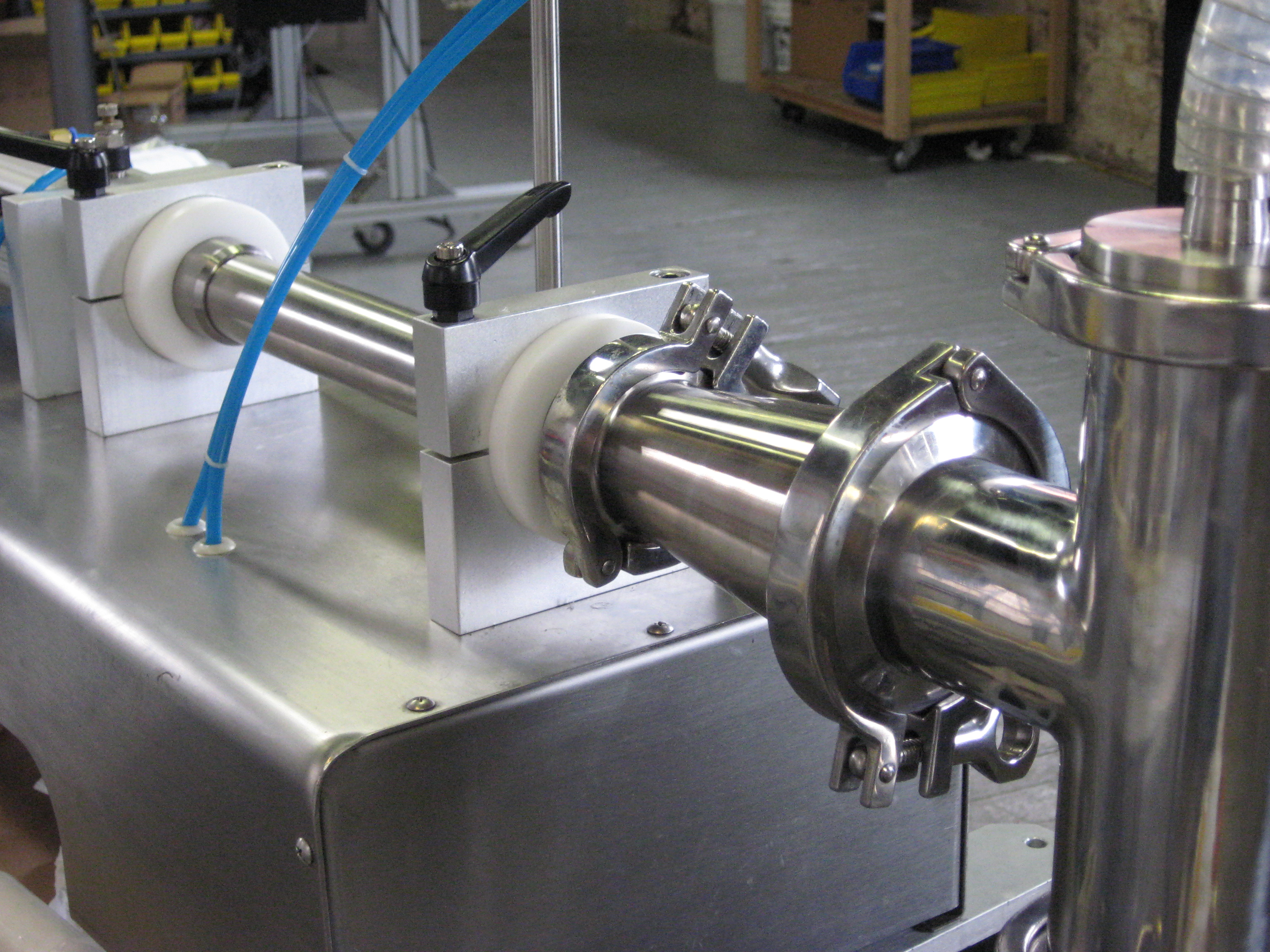 Piston Filler Assembly