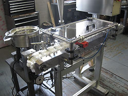 Linear TipFil Automatic Filling System