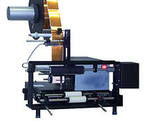Round Surface Labeler