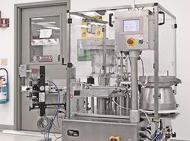 MiniMonoblock Automatic Filling and Assembly Machine