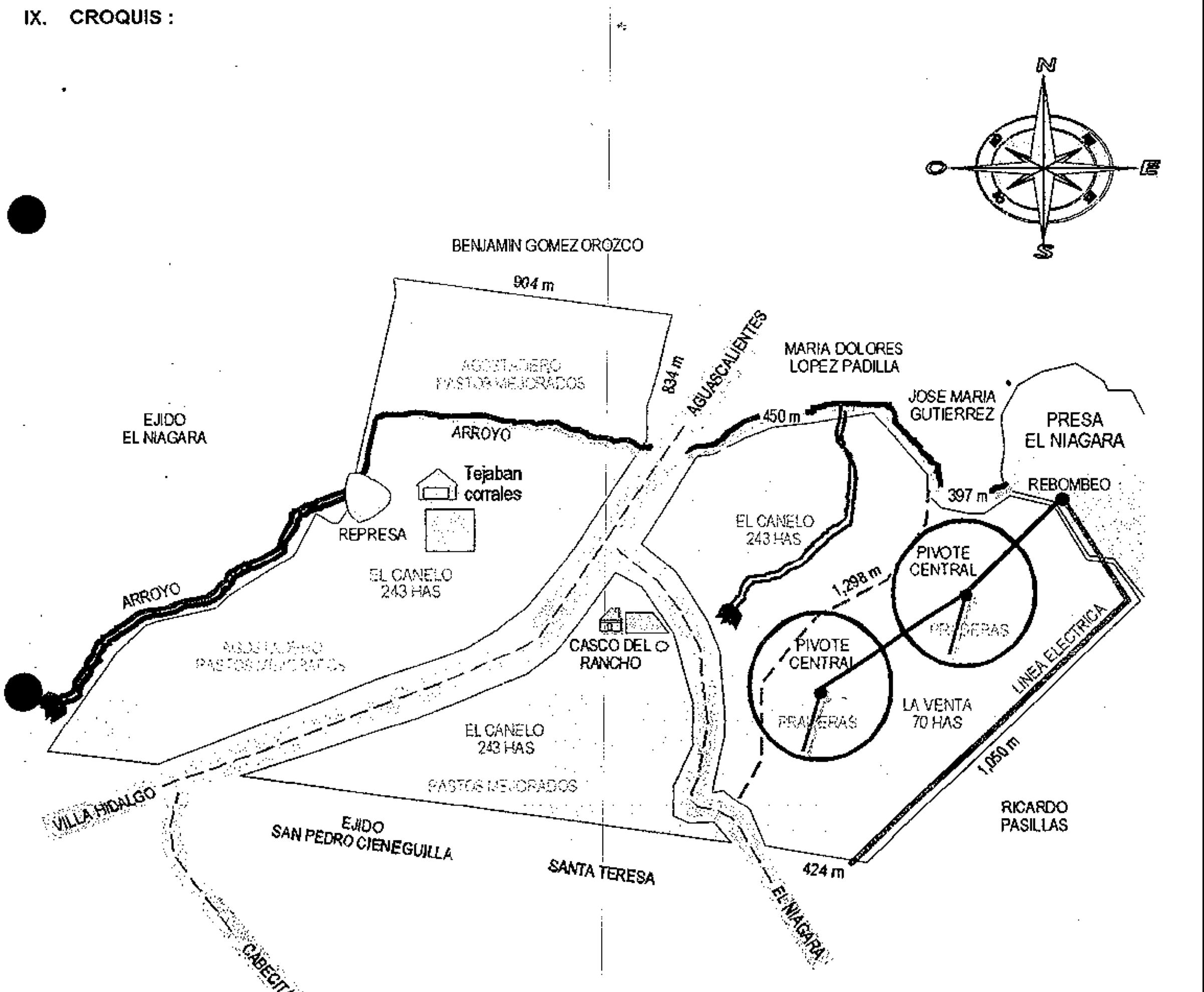 Rancho de fomento Ganadero