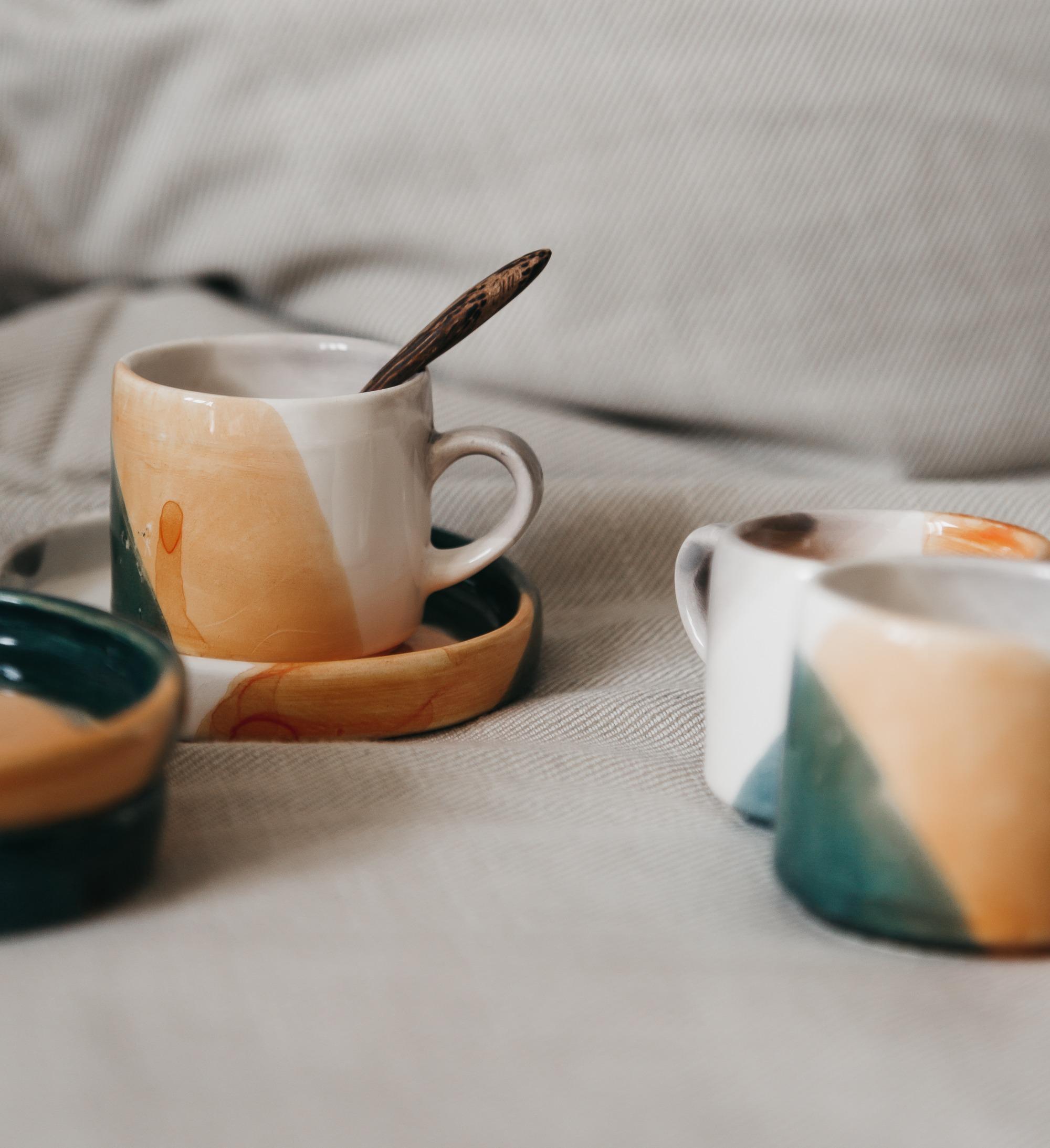 Chávenas Aguarela