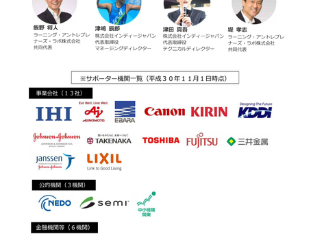 Kawasaki ZENTECH Accelerator に採択