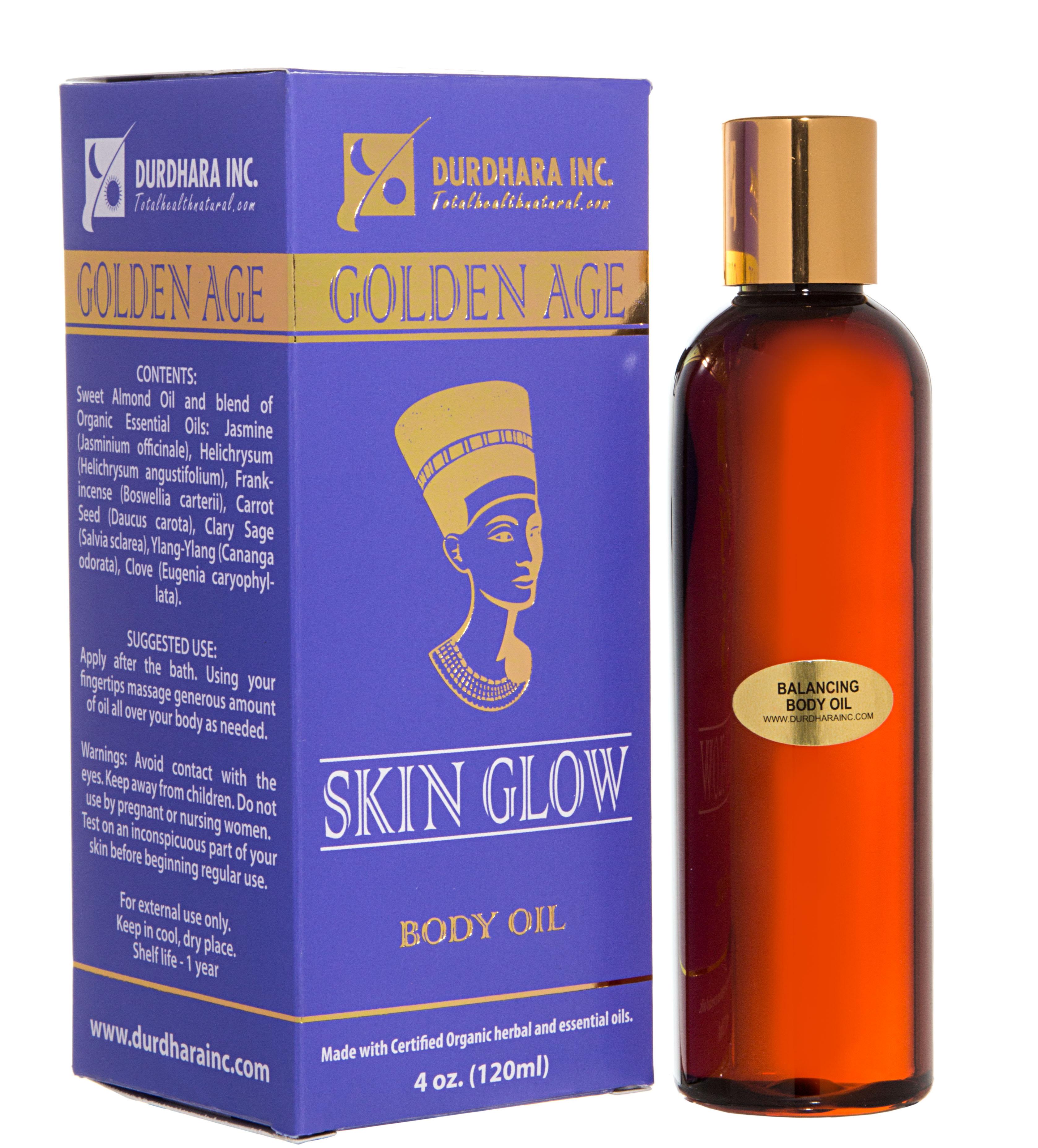 Skin Glow Body Oil Skin