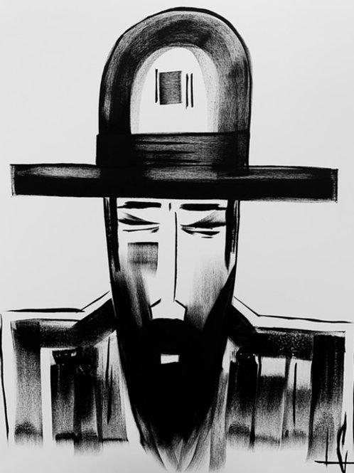 Man in Hat 540
