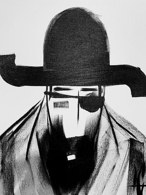 Man in Hat 531