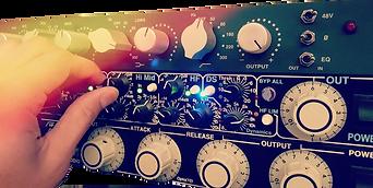 Mixing studio Oceanside, San Diego CA