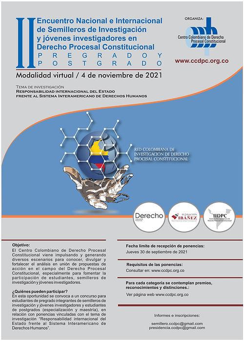 Afiche Concurso 2021 CCDPC