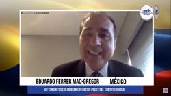 Dr. Eduardo Ferrer Mac-Gregor