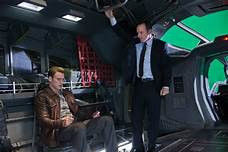 Coulson with Cap