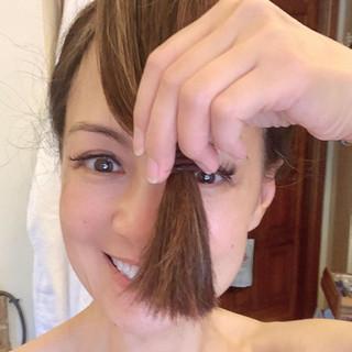 Quarantine Haircut!